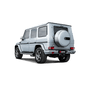 Akrapovic Mercedes-AMG G 500 (W463) Evolution Line (Titanium) Cat-back system