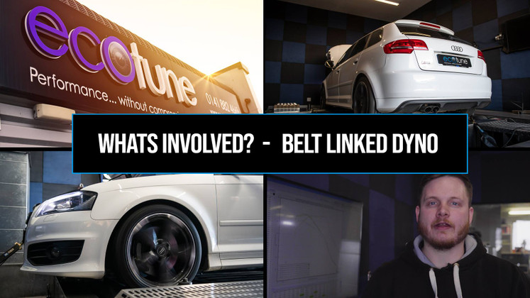 WHAT'S INVOLVED? | ECOTUNE'S BELT-LINKED DYNO
