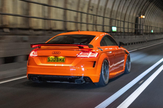 OWNER SPOTLIGHT: STEVE FRASER'S APR STAGE 2 AUDI TTRS