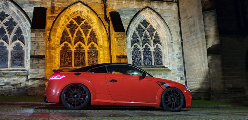OWNER SPOTLIGHT: SEAN MCLAREN'S 616HP APR STAGE 3 TT RS