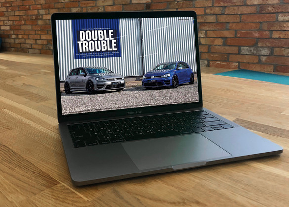 ECOTUNE CUSTOMER CARS FEATURE IN VWG MAGAZINE ISSUE 11