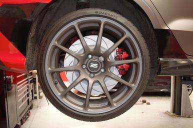 For Audi A6 S4 Porsche Macan Set of 4 Brake Caliper Carrier Bolts Front Genuine