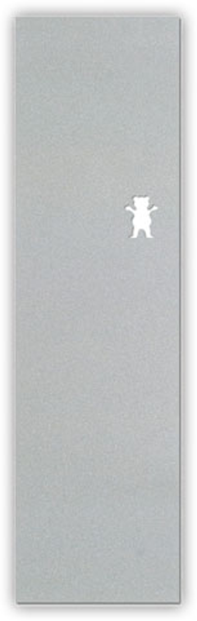 """Grizzly  10"""" Clear Cutout Grip Tape-Grizzly  10"""" Clear Cutout Grip Tape"""
