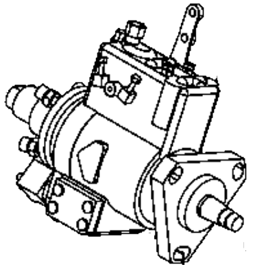 John Deere Fuel Injection Pump Part Number Re505411