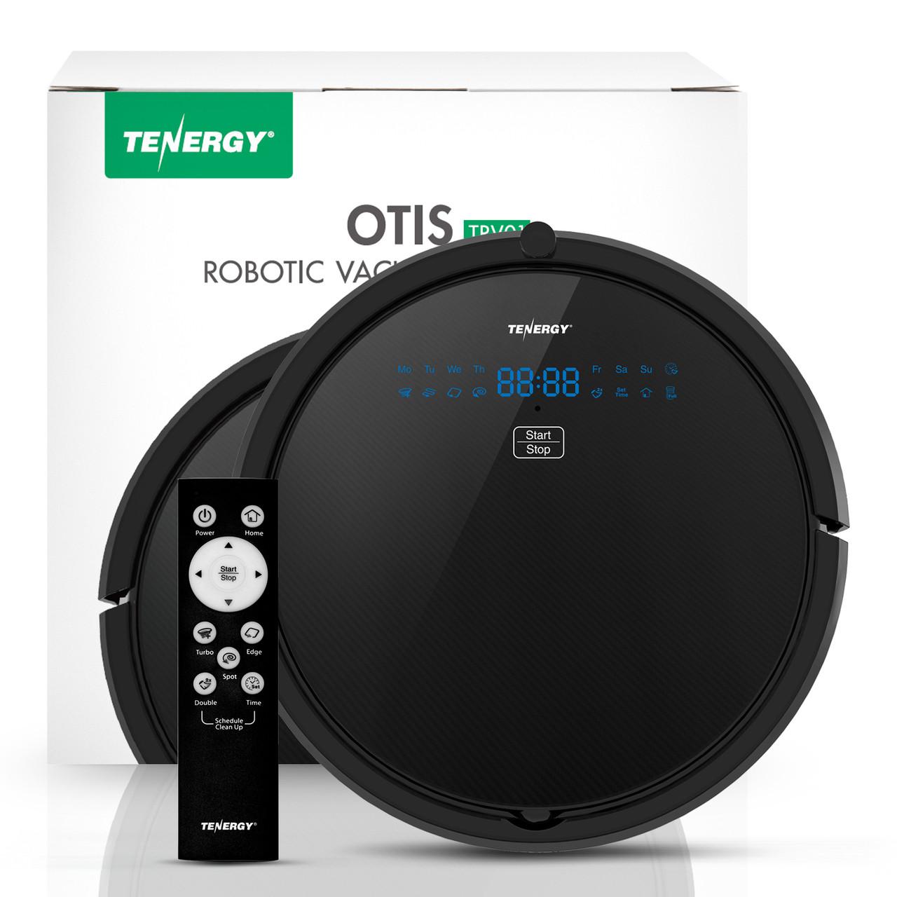 Otis Robotic Vacuum Cleaner