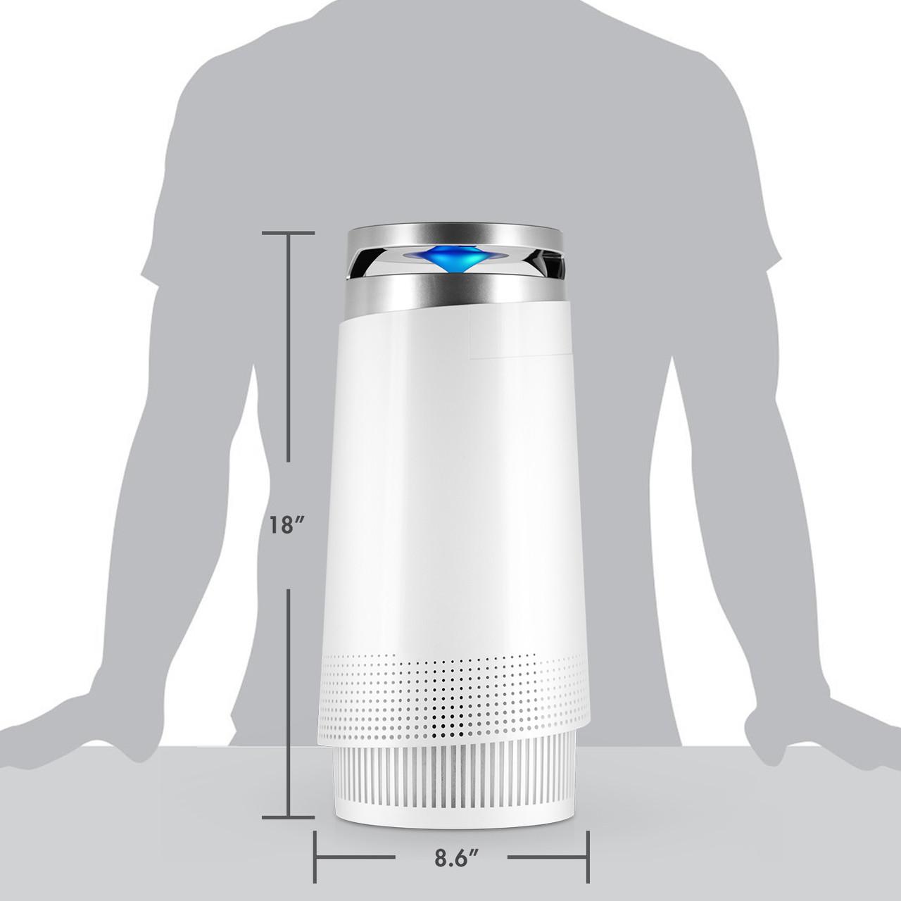 Renair Ionizer Air Purifier