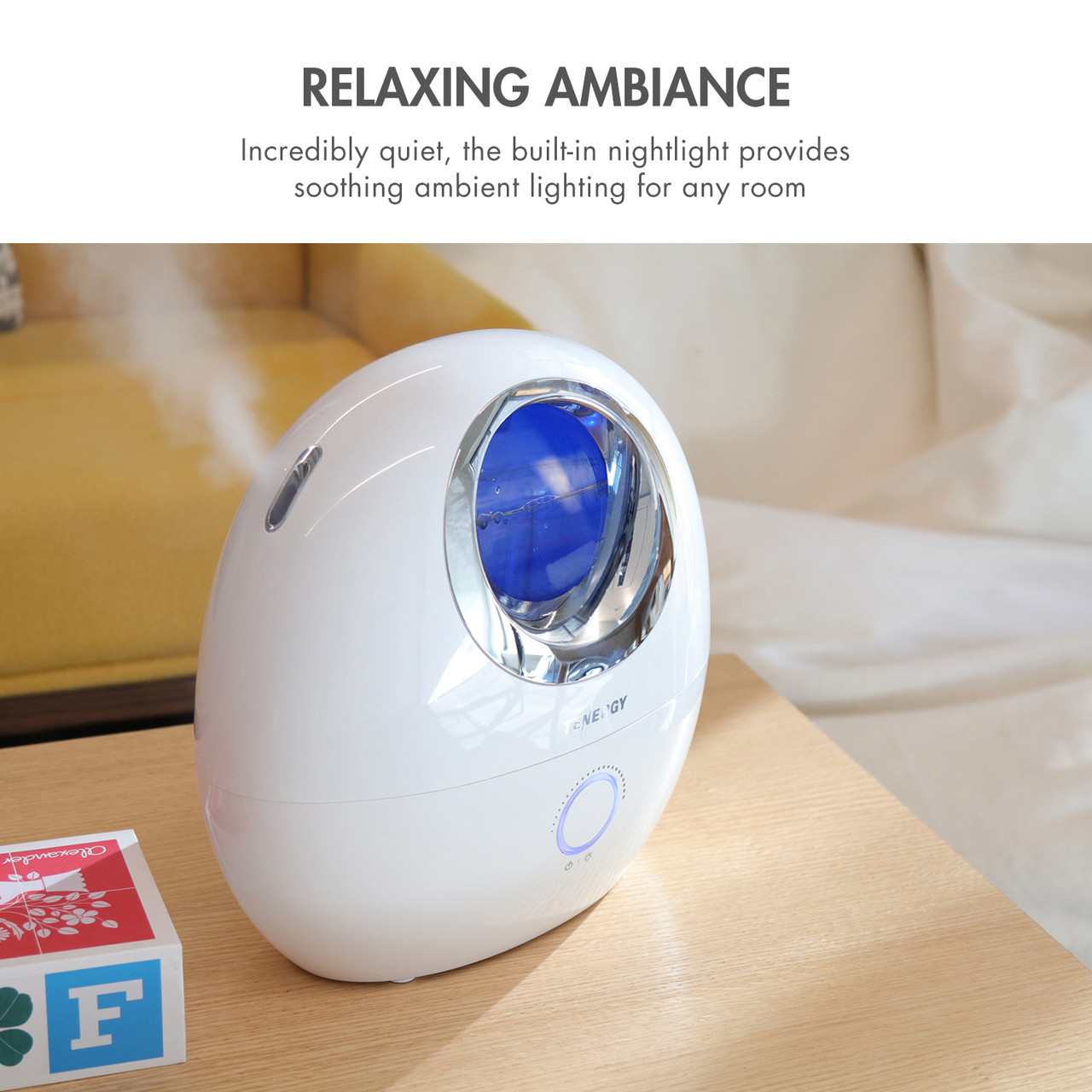 4L Pluvi Ultrasonic Humidifier
