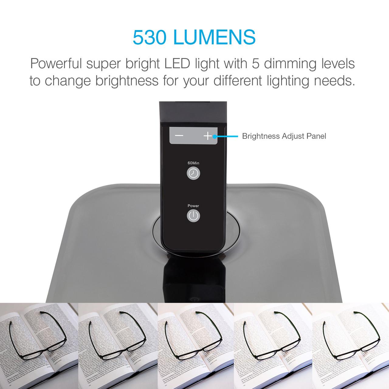 7W Dimmable Desk Lamp