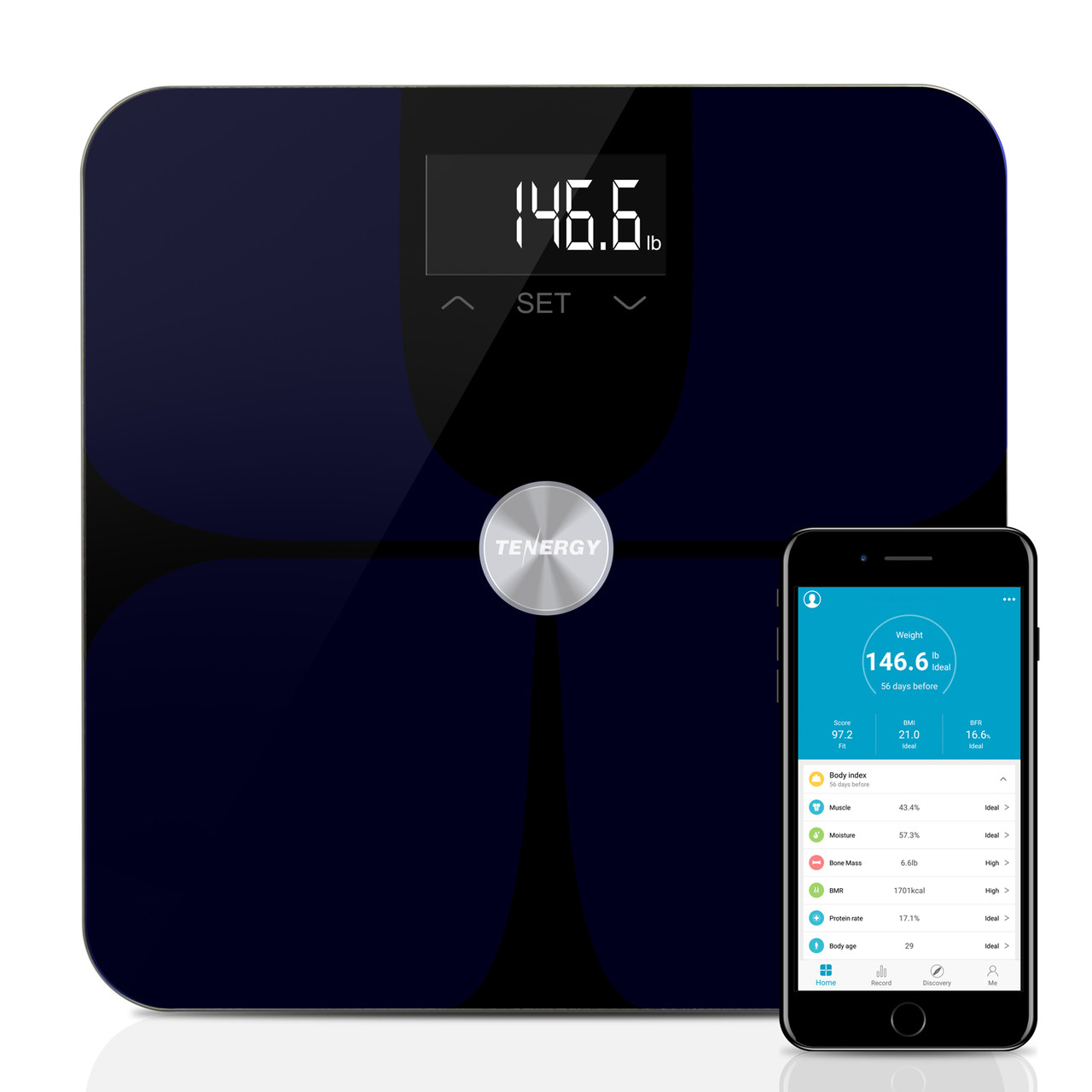 Vitalis ITO Body Fat Scale