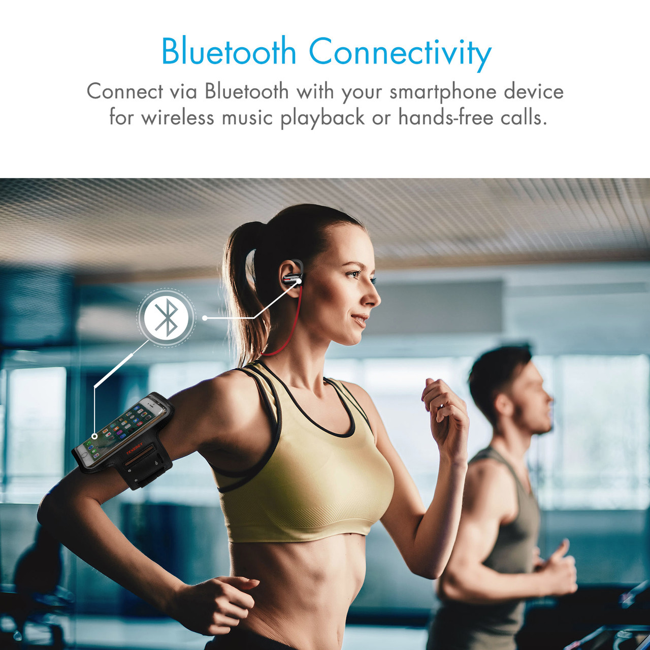 T20 Bluetooth Earphones