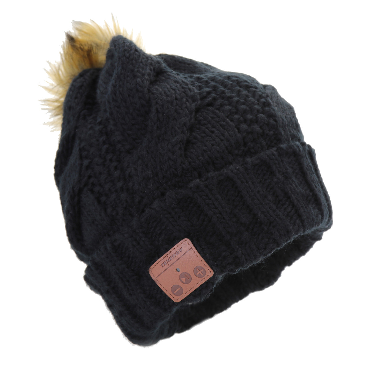 Bluetooth Beanie with Pom-Pom