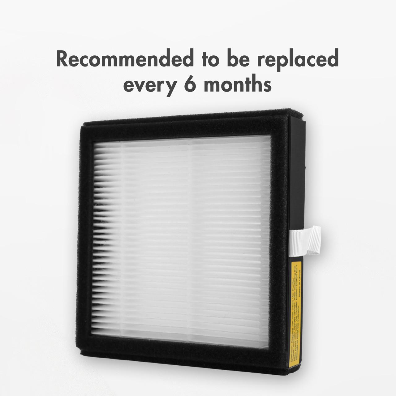 3-Pack Replacement HEPA Filter for Sorbi 1000ml