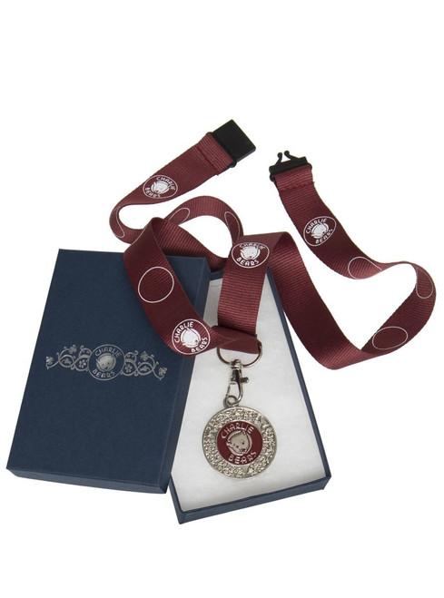 Charlie Bears Medal Lanyard