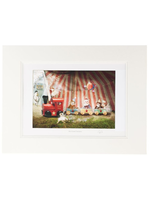 Collector's Print - The Grand Entrance