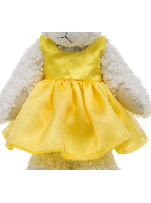 Tilly Dress Yellow
