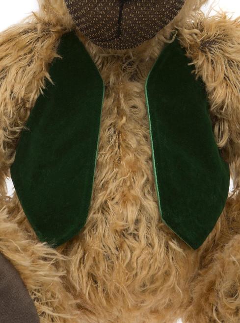 Woodroffe Waistcoat Green