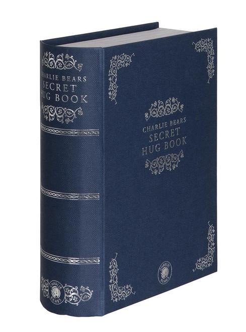 Library Hug Book Blue