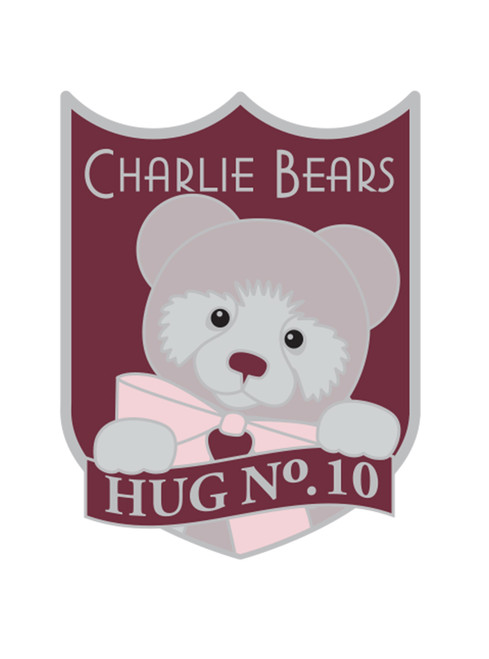 Pin Badge Hug 10