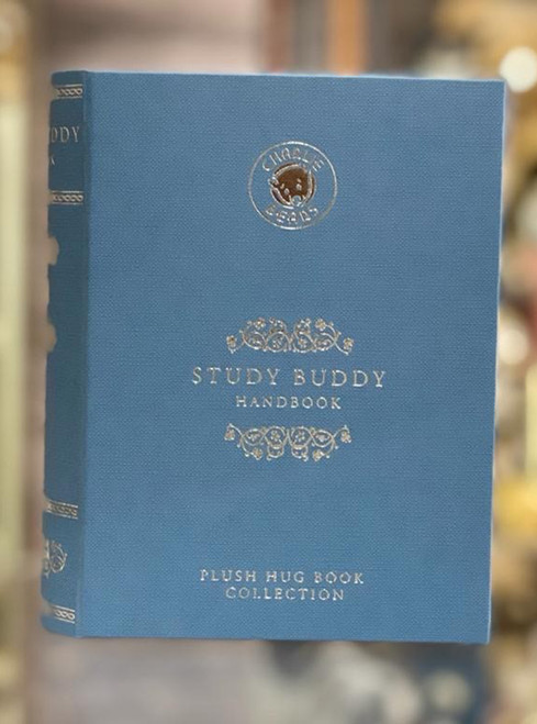 Library Book Sky Blue