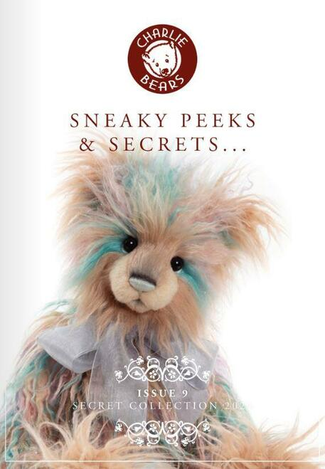Sneaky Peeks & Secrets Issue 9