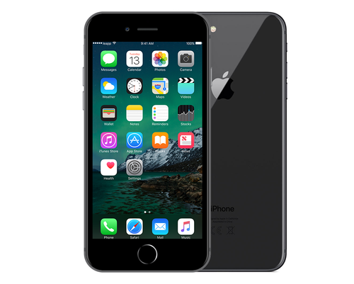 Apple iPhone 8 Plus 64GB - Space Grey