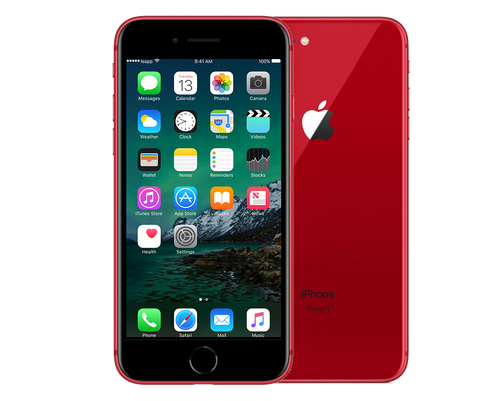 Apple iPhone 8 Plus 256GB - Product (Red)