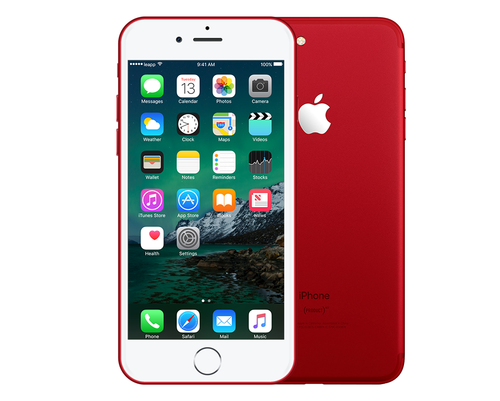 Apple iPhone 7 Plus 128GB - Product (Red)
