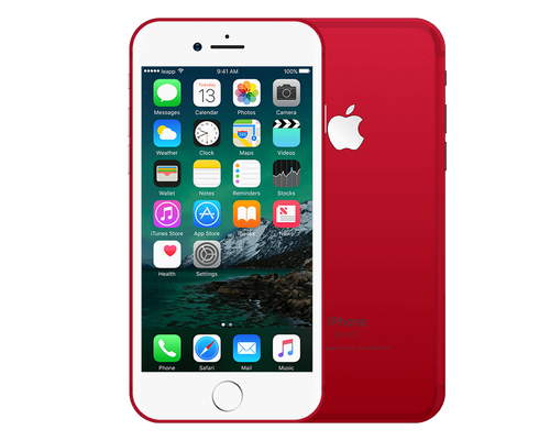 Apple iPhone 7 128GB - Product (Red)