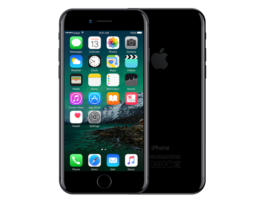 Apple iPhone 7 Plus 32GB - Jet Black