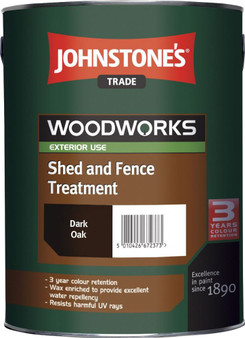 Johnstone's Shed and Fence Treatment - 5L