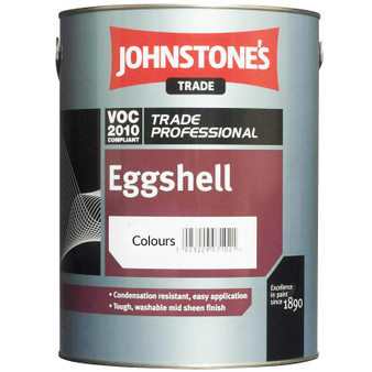 Johnstone's oil based Eggshell  - Various Colours