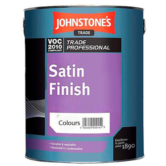 Johnstone's oil based Satin - Various Colours