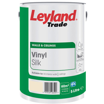 Leyland vinyl silk- Various Colours