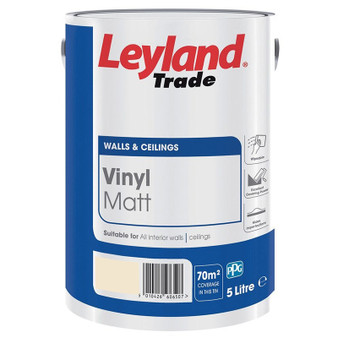 Leyland vinyl matt - Various Colours