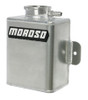 Moroso Universal Coolant Expansion Tank - Billet Filler Neck - 1.25qt