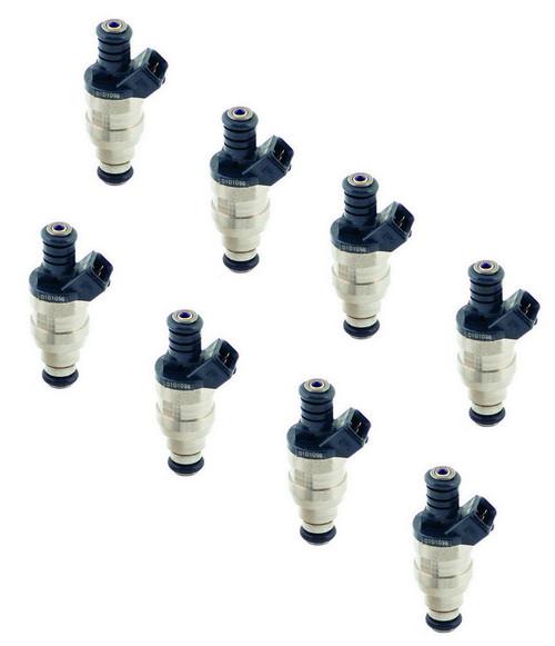 21Lb Fuel Injectors (8) Pack