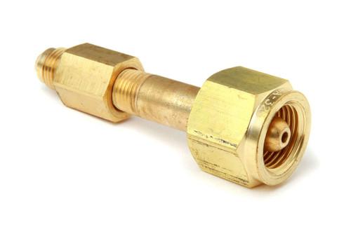 -6AN 326 Swivel Bottle Nut Adapter