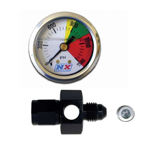 -4 Nitrous Pressure Gauge Kit