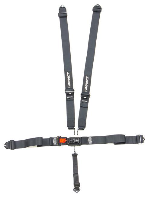 5-PT Harness System L&L Ind Shoulder Pull Down
