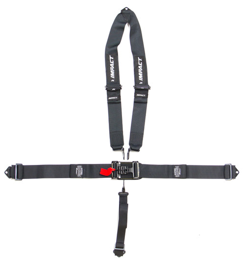 5-PT Harness System Int L&L Pull Down V-Type
