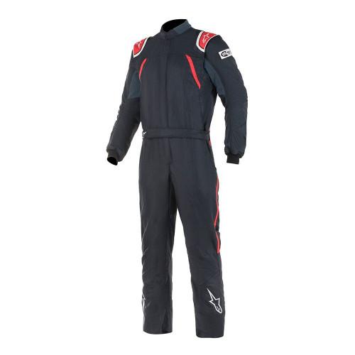 GP Pro Suit Large / X-Large Black / Red