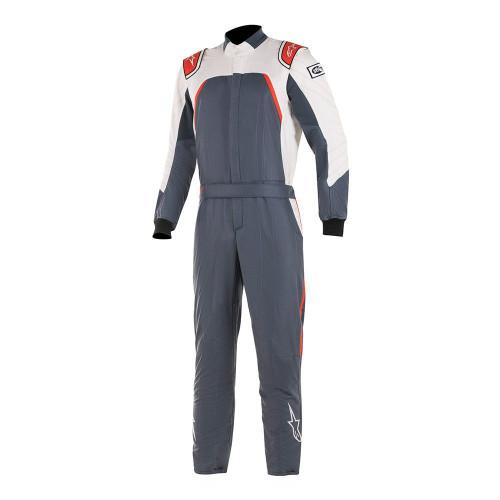 GP Pro Suit Large Asphalt / White / Red