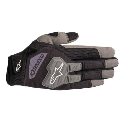 Glove Engine Medium Black / Gray
