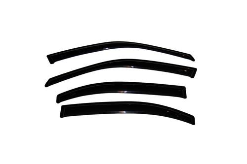 AVS 00-03 Nissan Maxima Ventvisor Outside Mount Window Deflectors 4pc - Smoke