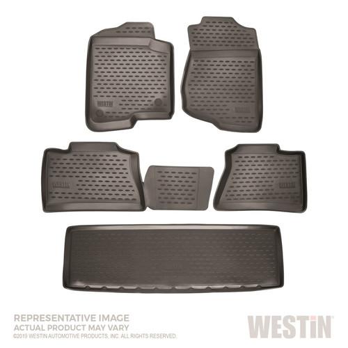 Westin 11-17 Honda Odyssey Profile Floor Liners 6pc - Black
