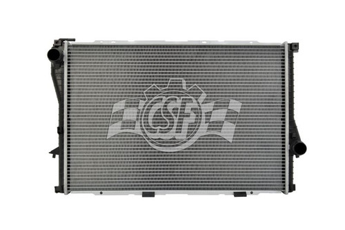 CSF 01-03 BMW 525i 2.5L OEM Plastic Radiator