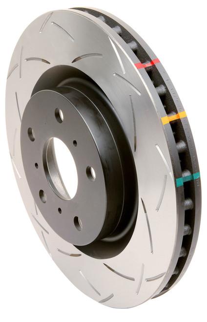 DBA 01-05 GT/GTS / 03-05 Matrix / 05-06 Scion tC Front Slotted 4000 Series Rotor