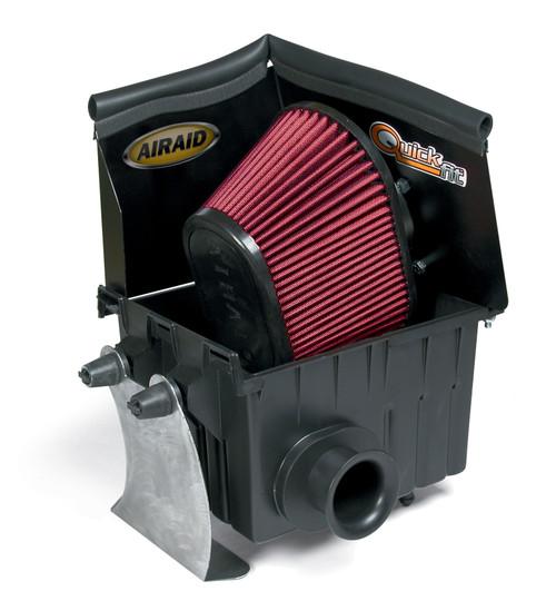 Airaid 01-03 Ford Ranger/Sport Trac 4.0L SOHC CAD Intake System w/o Tube (Oiled / Red Media)