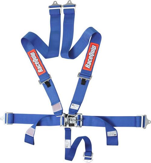 5pt Harness Set L&L Blue SFI