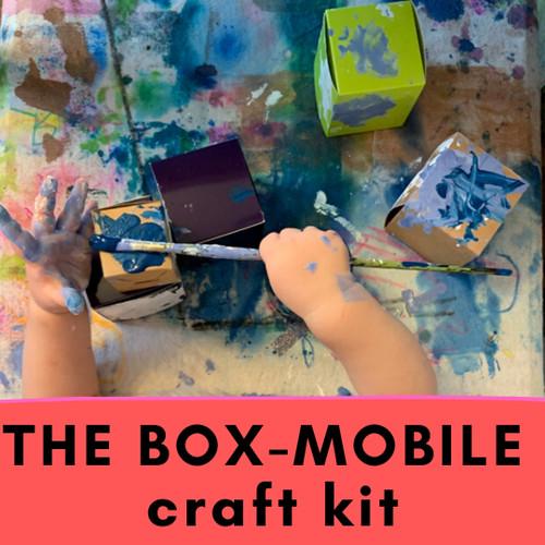 CRAFT KIT- The Box-mobile
